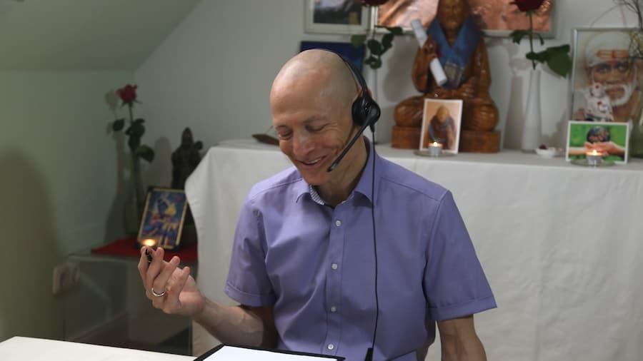 Telefonische Beratung mit Aatma